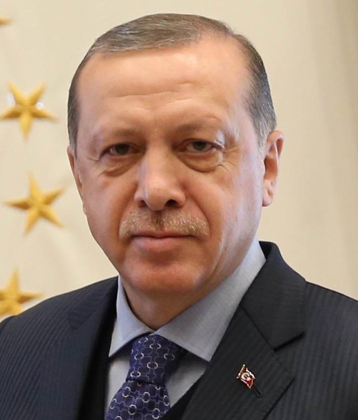 Turkish President Recep Tayyip Erdogan. Credit: U.S. State Department.