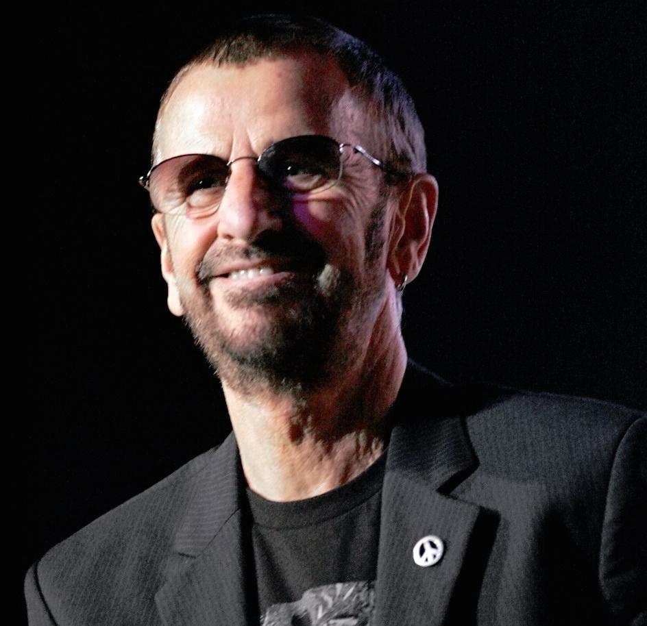 Ringo Starr. Credit:Eva Rinaldi via Wikimedia Commons.