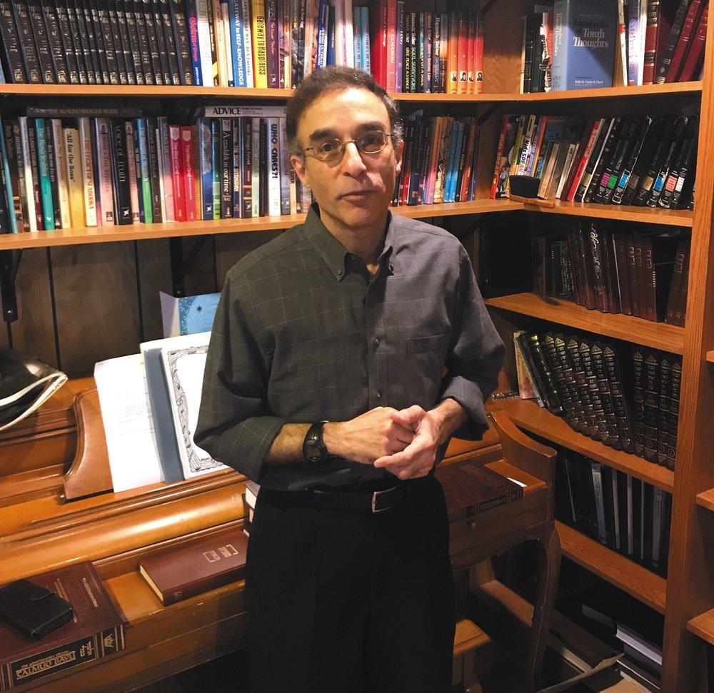 David Tenenbaum. Credit: Detroit Jewish News.