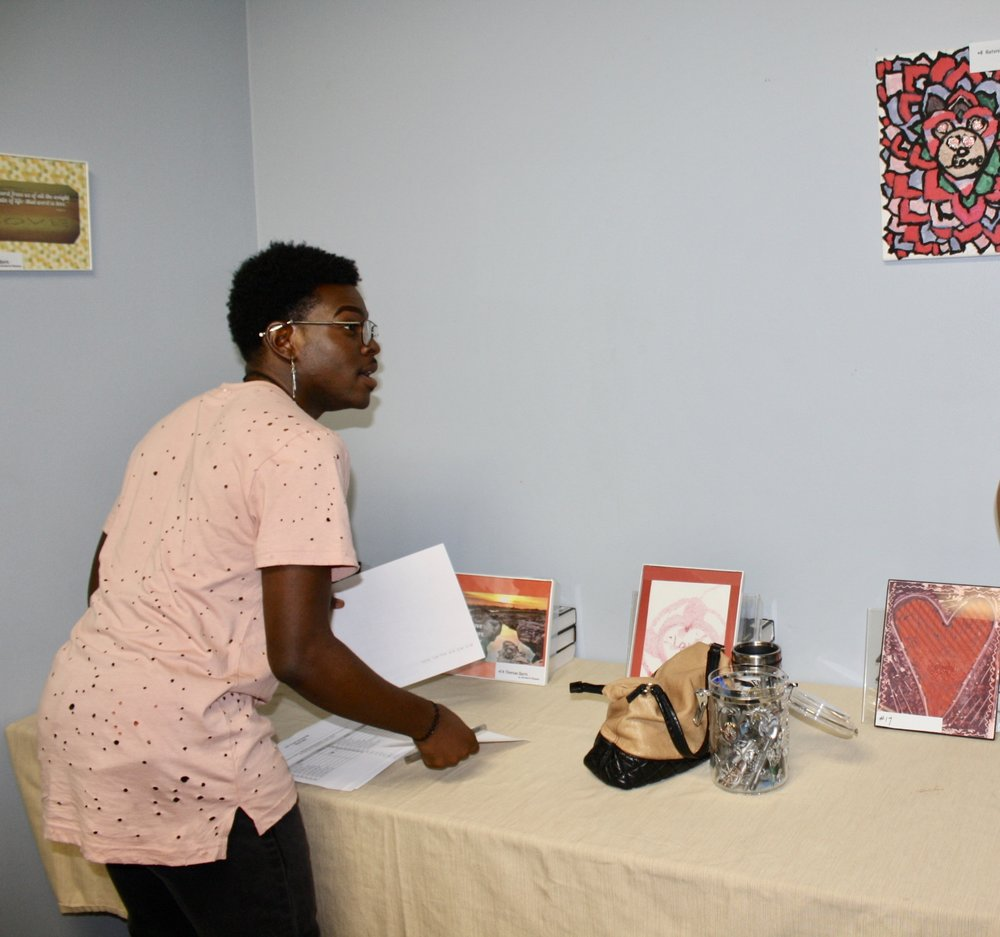575 Youth Art Exhibit