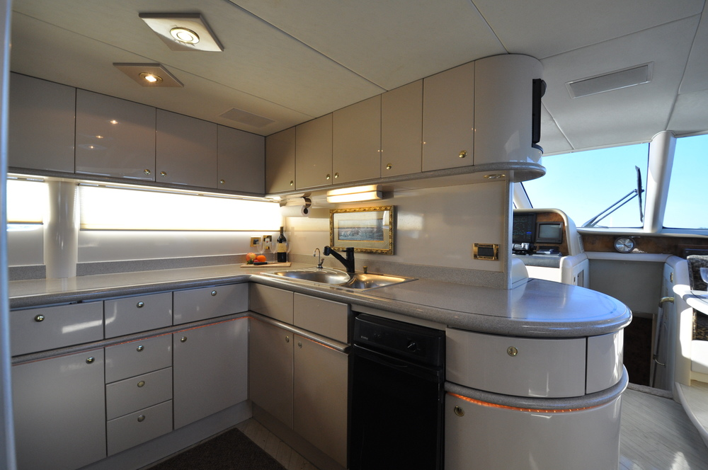 23 - Galley facing forward.JPG