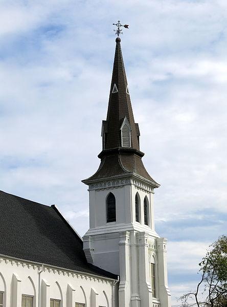 Emanuel African Methodist Church, Charleston, SC