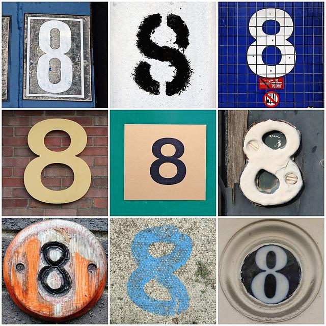 8 Mosaic ~ Leo Reynolds