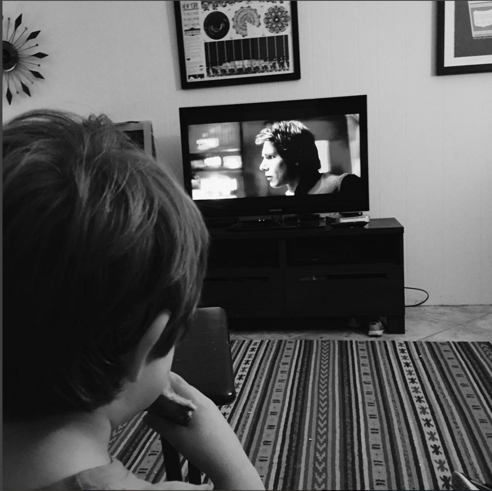 Henry, pizza, and the Empire Strikes Back