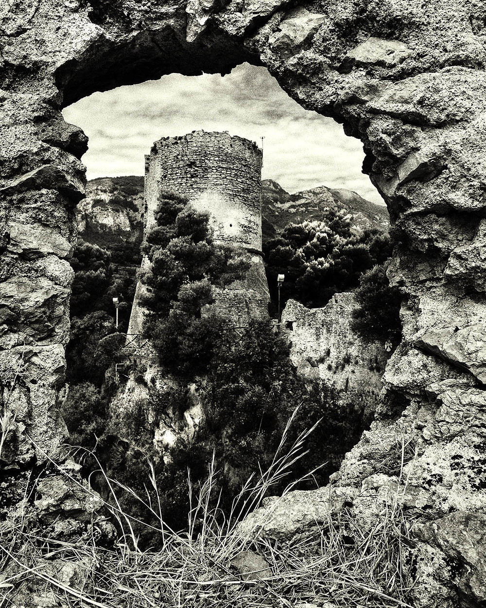 D'Aragona, Torre dell Zirro