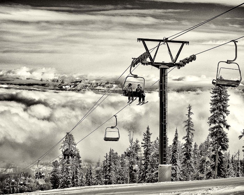 Chairlift to Heaven