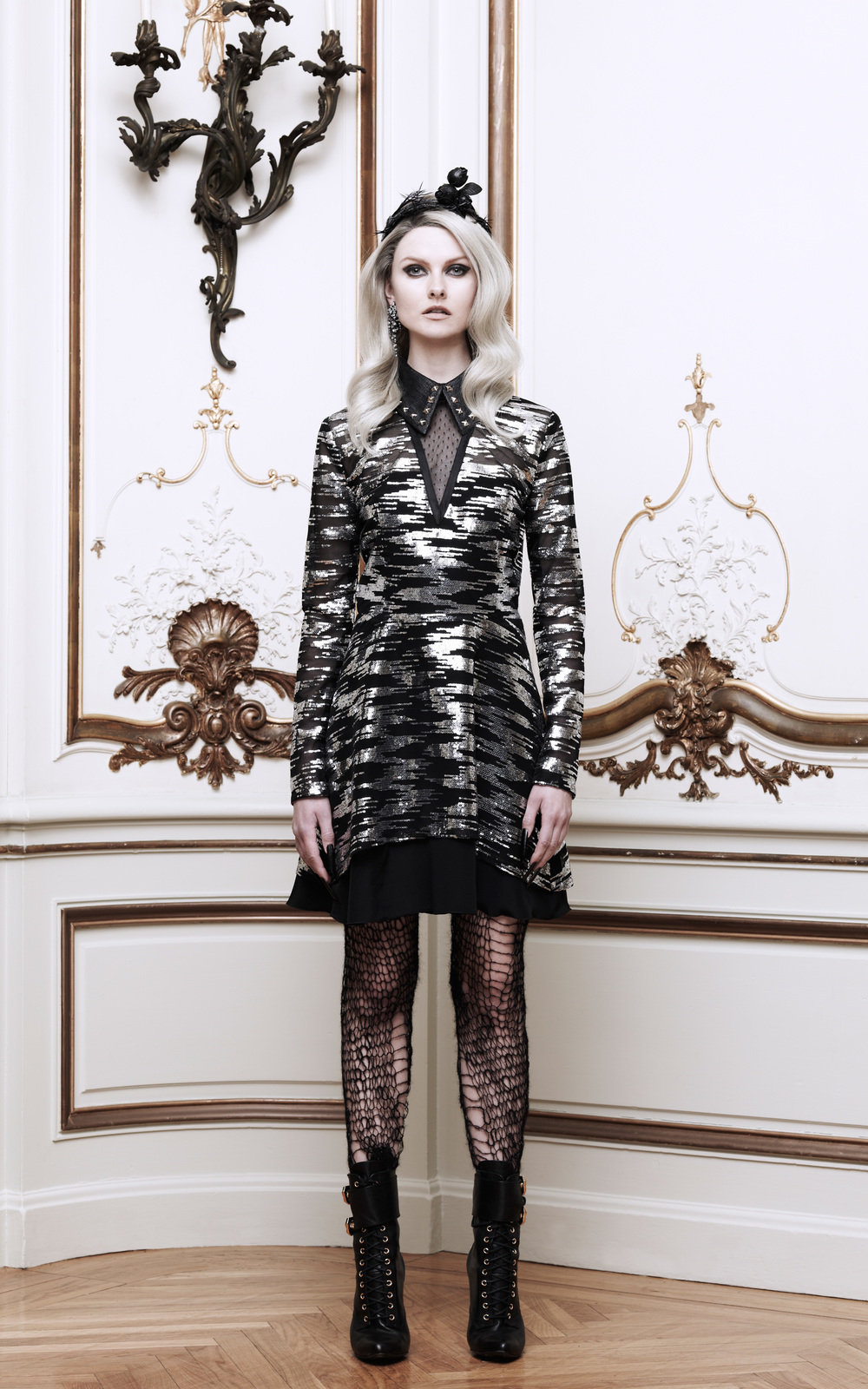 Rodarte EXCLUSIVE COLLECTION   Photo courtesy of  Moda Operandi.