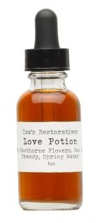Isa's Restoratives Love Potion