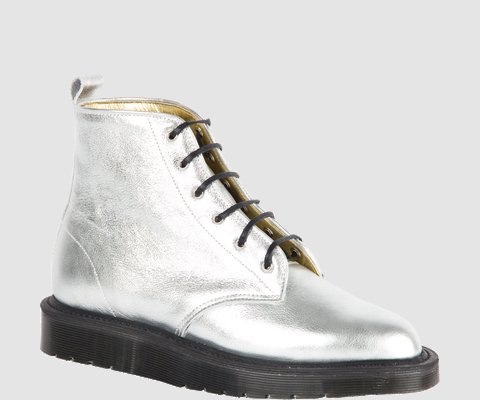 Dr. Martens- Blanche