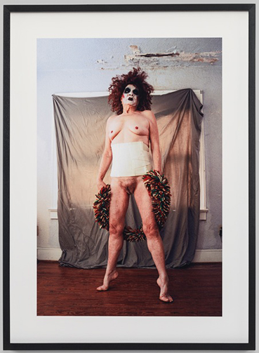 Red Wig, 2001, Robert Melee