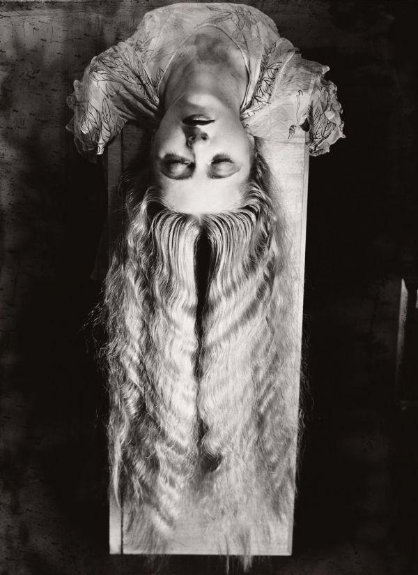 Man Ray,  Femme aux longs cheveux , 1929