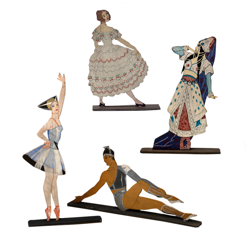 Cyril Beaumont's Ballet Russes souvenirs