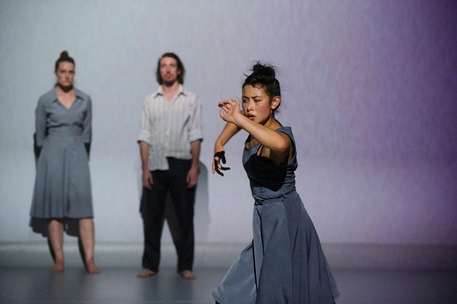 Motion Picture, as part of Dance Massive 2015 (Image credit: Sarah Walker)