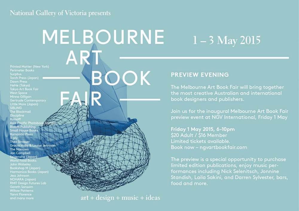 gracialouise_NGV_MelbourneArtBookFair