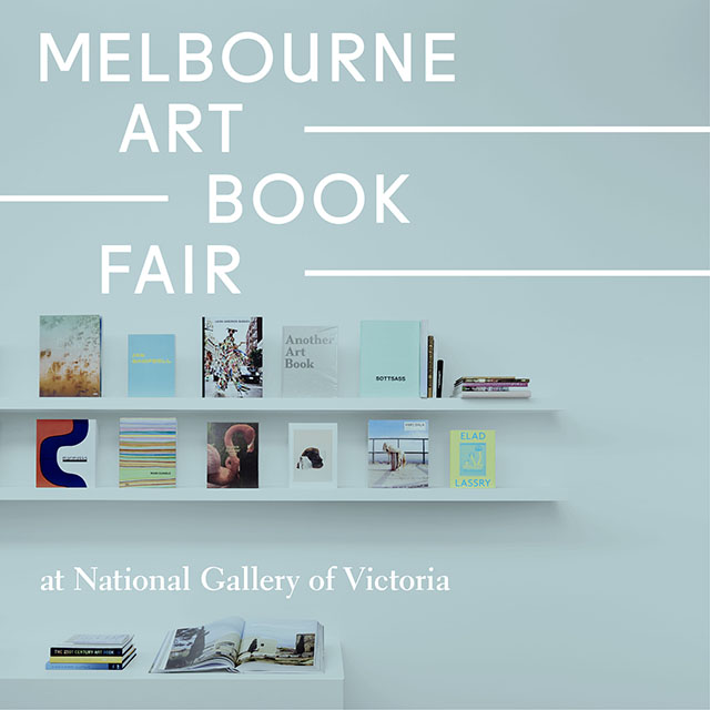 National Gallery of Victoria's Melbourne Art Book Fair