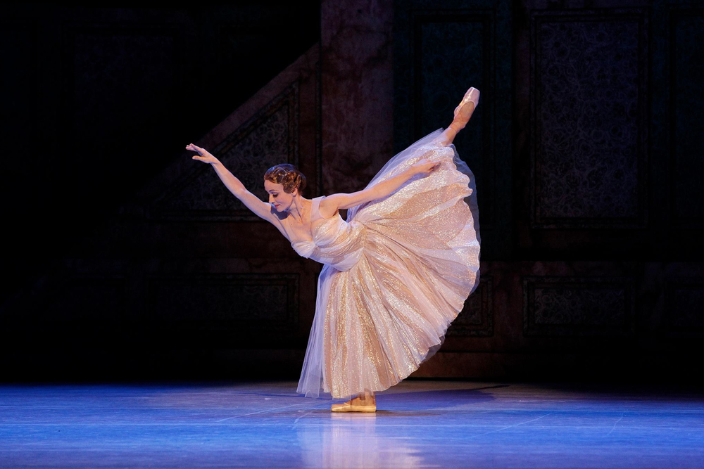 Madeleine Eastoe as Cinderella (Image credit: Jeff Busby)