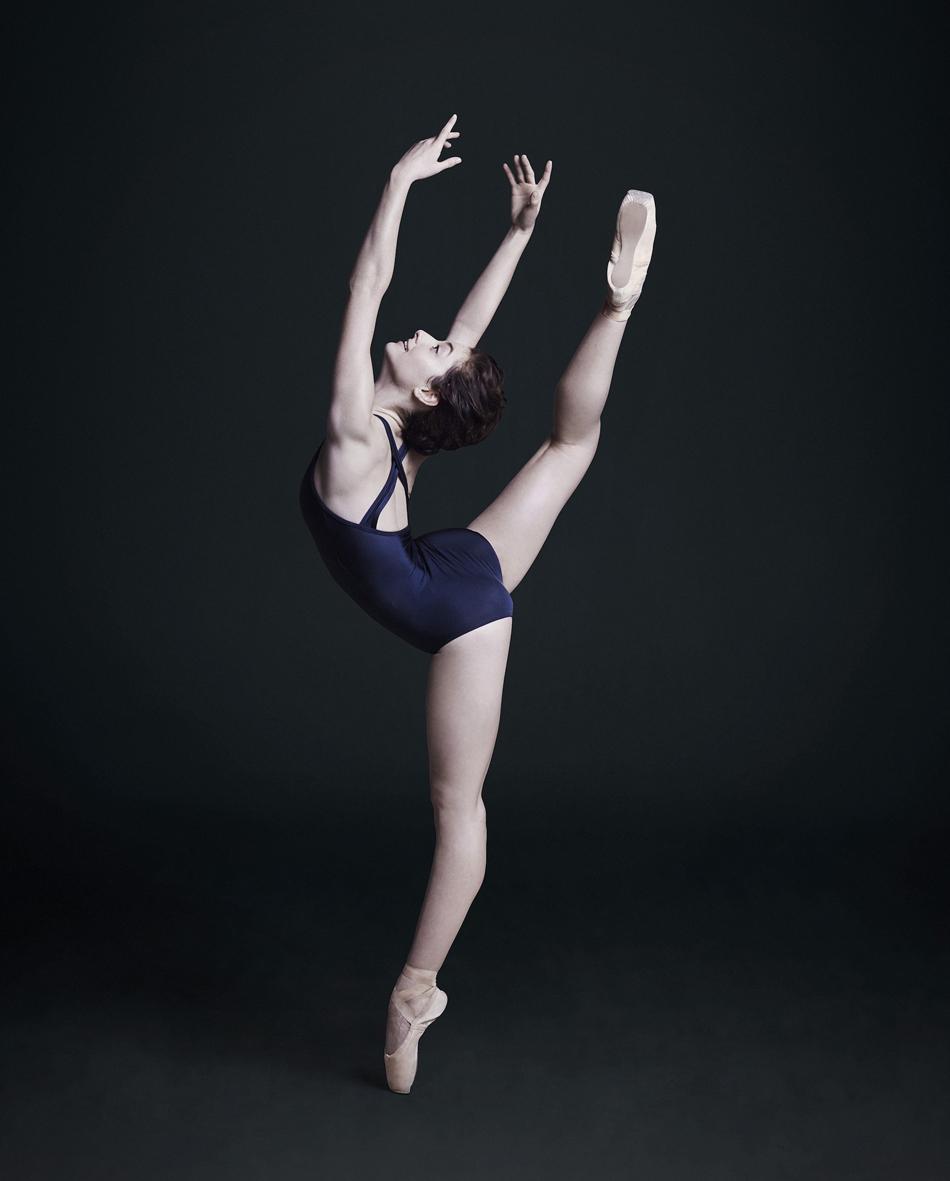 The Australian Ballet's Imogen Chapman,  Vitesse  (Image credit: Justin Ridler)