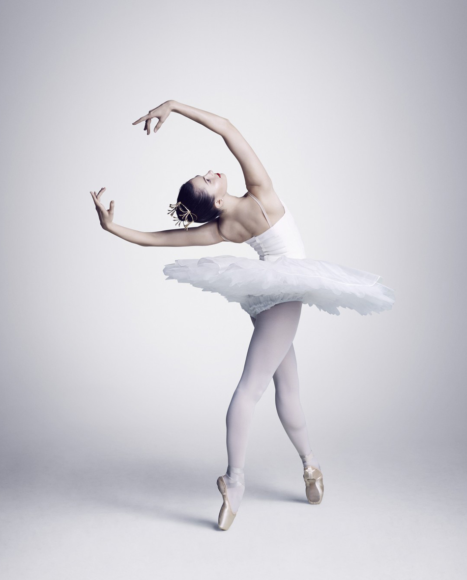 The Australian Ballet's Valerie Tereshchenko, Symphony in C  (Image credit: Justin Ridler)