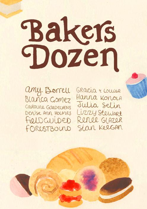 Baker's Dozen, 2009, poster