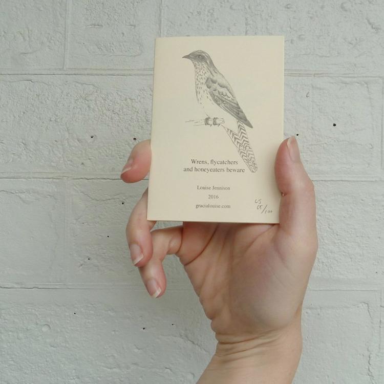 Wrens, flycatchers and honeyeaters, beware, 2016