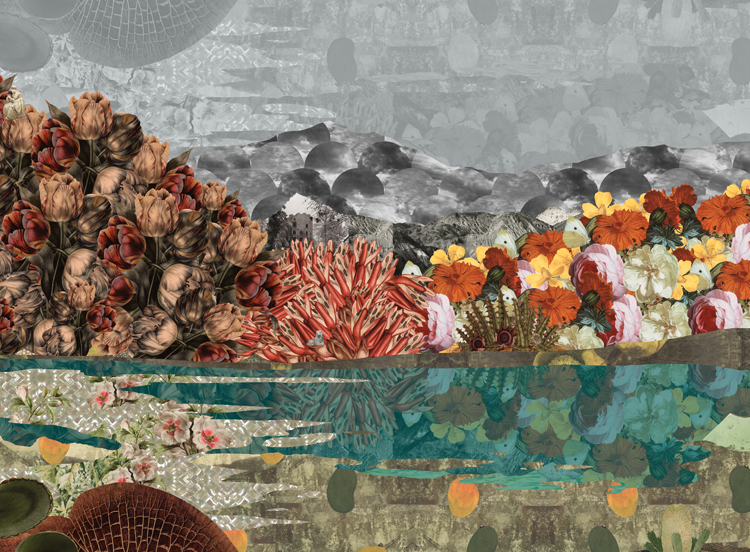 EXHIBITION:  Ripples in the Open  at Realm