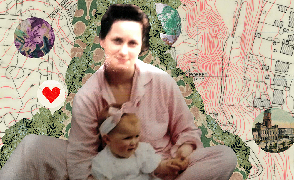 Gracia Haby & Louise Jennison, collage commission for The Big Issue, February, 2019