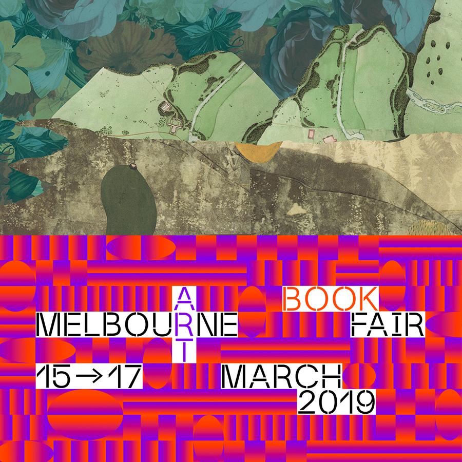 #MelbourneArtBookFair