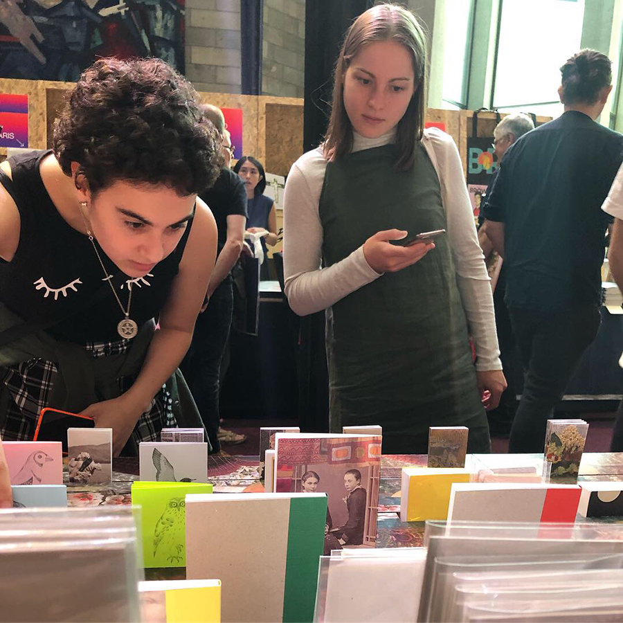 NGV Melbourne Art Book Fair 2019