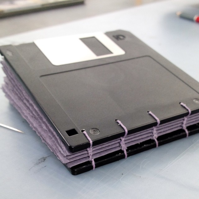 To those who say floppy disks are obsolete, I say neverrrr