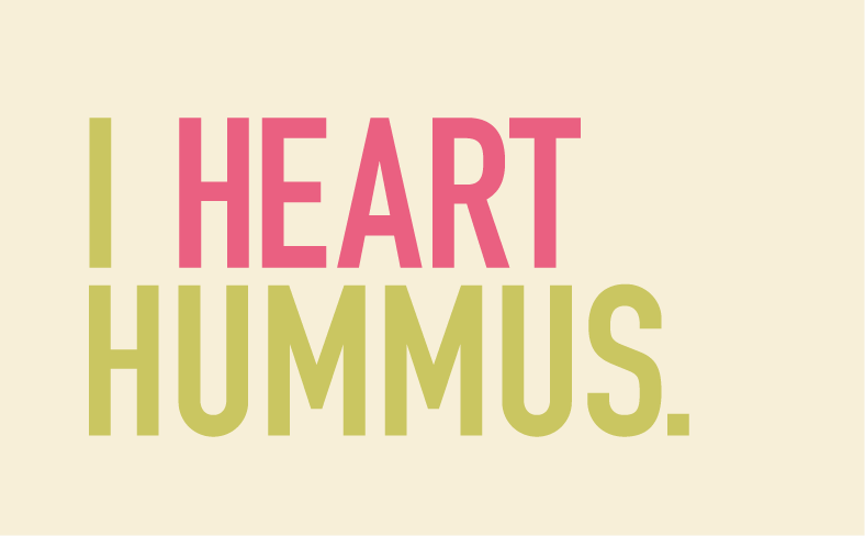 hummus doesn't get all its credit
