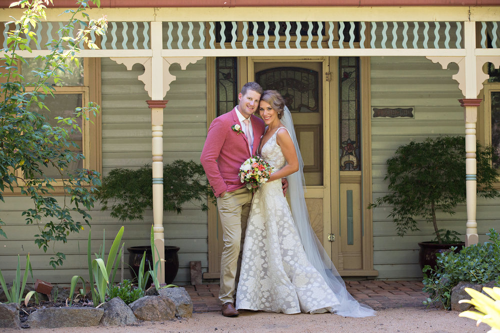 """Sarah + Julian - """"Leticia was the wedding photographer for my sister and the photos were absolutely beautiful so I didn't hesitate for a second choosing her to be the photographer at our wedding. Highly recommend."""""""