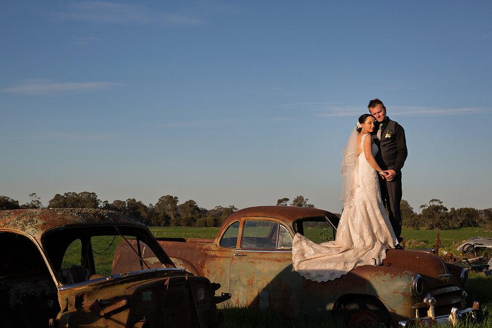Steph +Matt - wedding