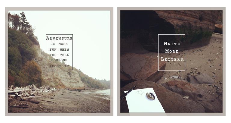 Write More Letters Kickstarter Campaign