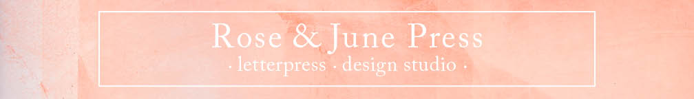 Rose & June Press