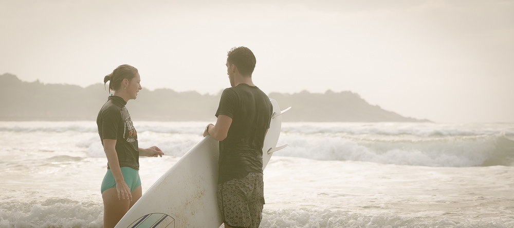 Your First Surf Lesson