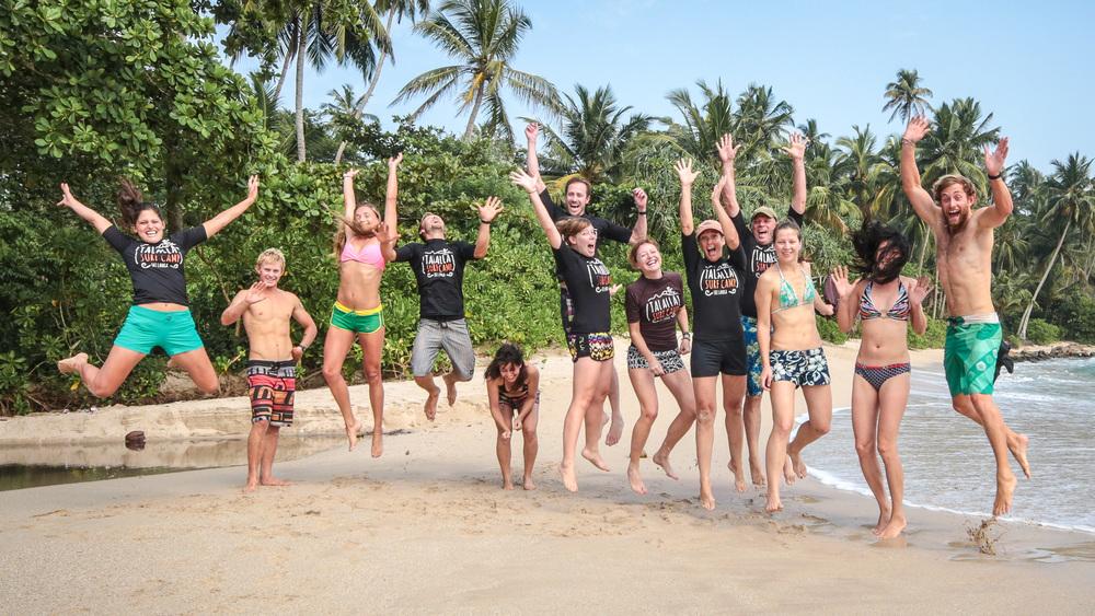 Tripadvisor Reviews of Talalla Surf Camp