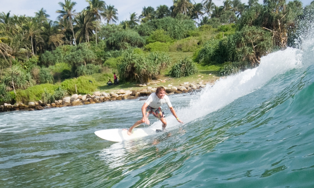 What's your surfing Level? Knowing you current level can help you set goals to achieve, see how far you've progressed and know what to work on.
