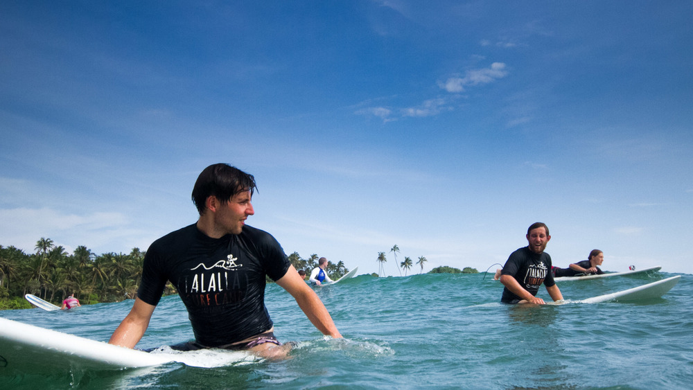 Last Week All the photos& videos from the past week at Talalla Surf Camp.