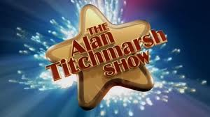 FEB 8th 2013 Lee will be on the Alan Titchmarsh show - ITV1 between 15.00hrs -16.00hrs talking to Alan about his up and coming auction in aid of Missing People.