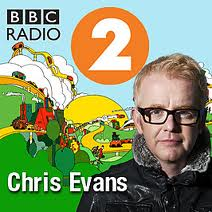 Tuesday August 30th 2011 Lee will be live on the Chris Evans show BBC Radio 2 talking about his art.