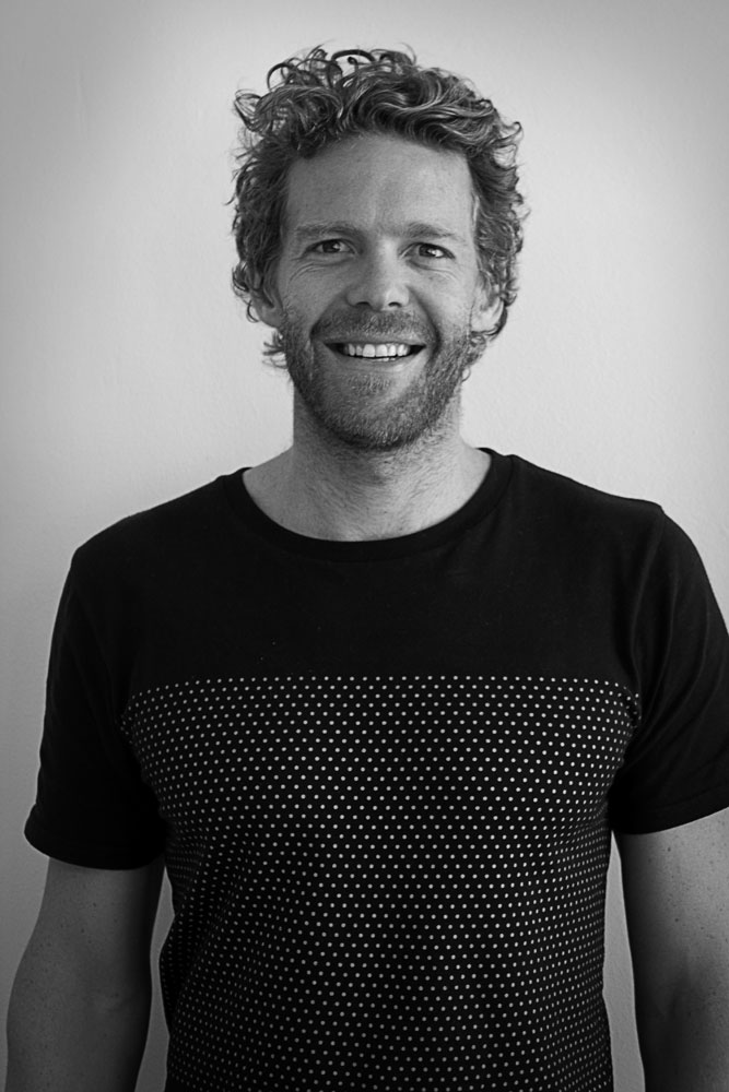 Michael Lees-Rolfe - Creative Director