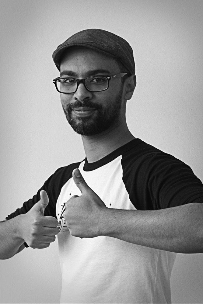 Lance Daniels - Designer / DTP