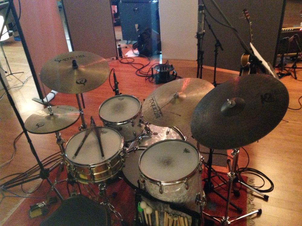 bei Michi Gallusser im QLFM Studio