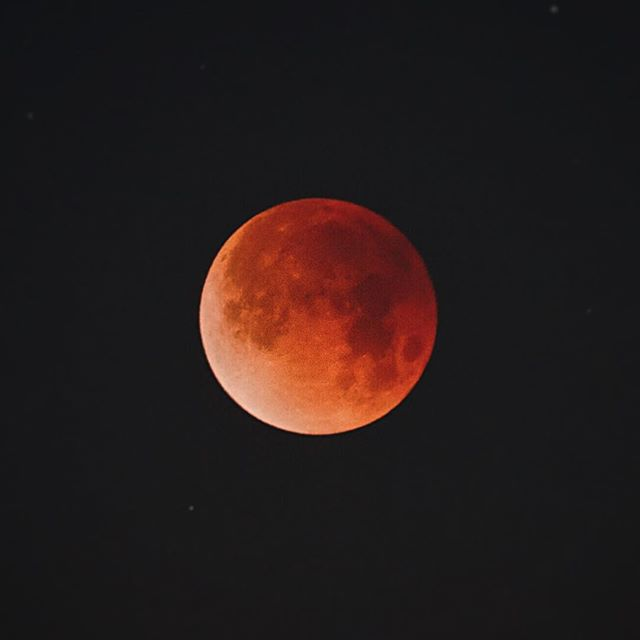 ▪️super blue blood moon ▪️