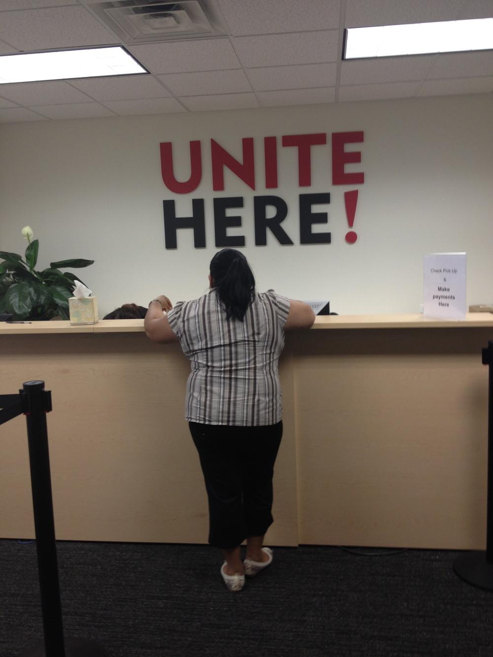 Unite Here! Local 1