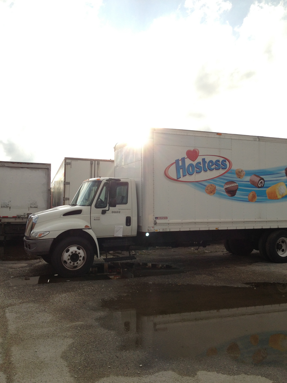 Hostess Trucks