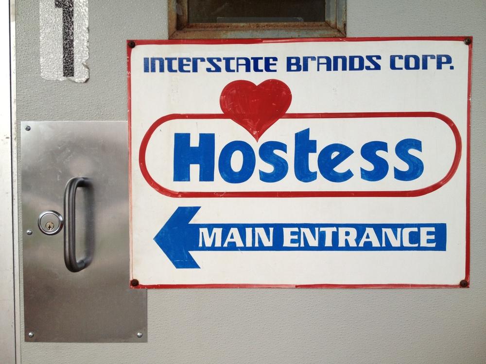 Employee Entrance