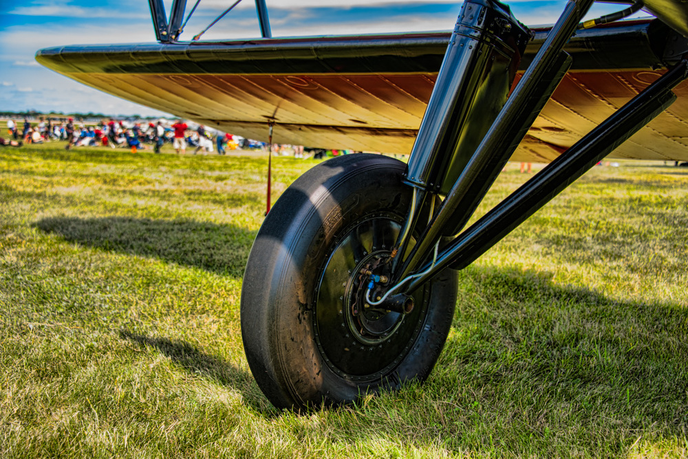 Photographed at EAA AirVenture in Oshkosh, Wisconsin.  This was my first trip there ever!