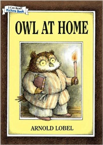 Owl At Home cover
