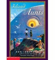 Island of the Aunts cover